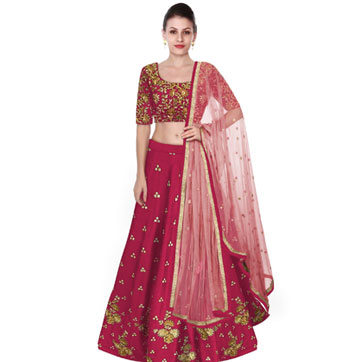 Five Tips to Buy the Right Lehanga Choli